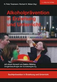 Cover Alkoholprävention in Erziehung und Unterricht