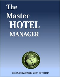 Cover The Master Hotel Manager
