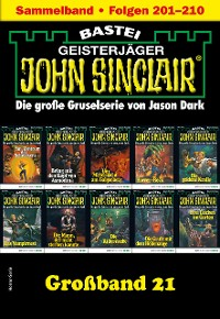 Cover John Sinclair Großband 21 - Horror-Serie