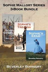 Cover Sophie Mallory Series 3-Book Bundle