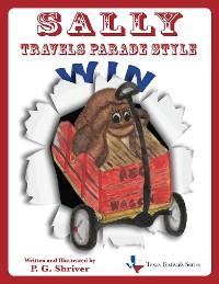 Cover Sally Travels Parade Style