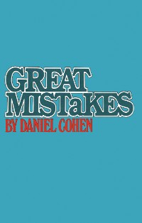 Cover Great Mistakes