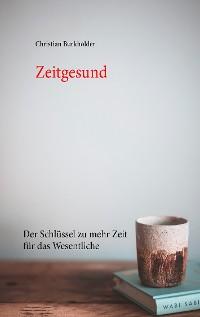 Cover Zeitgesund