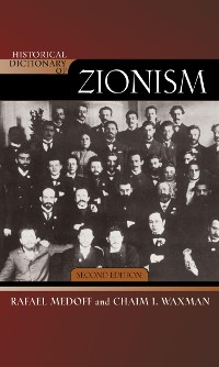 Cover Historical Dictionary of Zionism