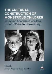 Cover The Cultural Construction of Monstrous Children