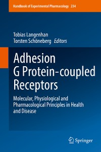 Cover Adhesion G Protein-coupled Receptors