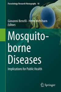 Cover Mosquito-borne Diseases
