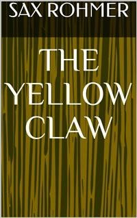 Cover The Yellow Claw