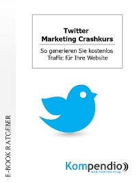 Cover Twitter. Marketing Crashkurs