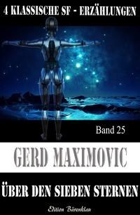 Cover Über den sieben Sternen