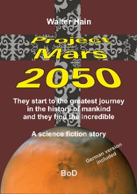 Cover Project Mars 2050