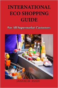 Cover International Eco Shopping Guide for all Supermarket Customers