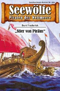 Cover Seewölfe - Piraten der Weltmeere 569