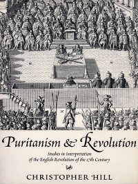 Cover Puritanism & Revolution