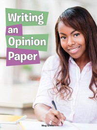 Cover Writing an Opinion Paper