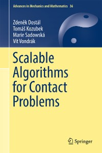 Cover Scalable Algorithms for Contact Problems
