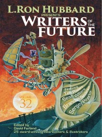 Cover Writers of the Future, Volume 32