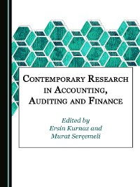 Cover Contemporary Research in Accounting, Auditing and Finance