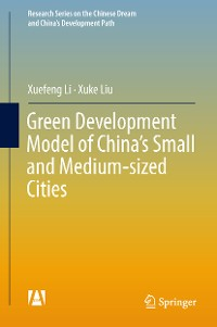 Cover Green Development Model of China's Small and Medium-sized Cities