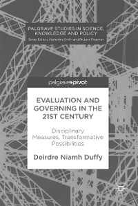 Cover Evaluation and Governing in the 21st Century