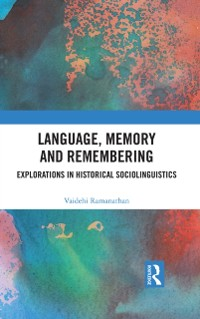 Cover Language, Memory and Remembering