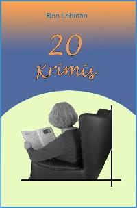 Cover 20 Krimis