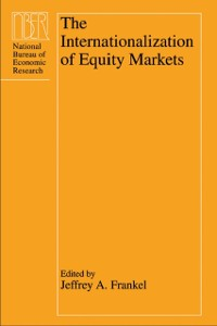 Cover Internationalization of Equity Markets