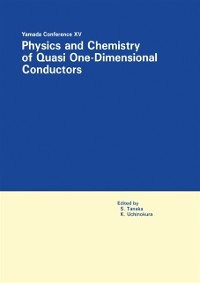 Cover Proceedings of the Yamada Conference XV on Physics and Chemistry of Quasi One-Dimensional Conductors