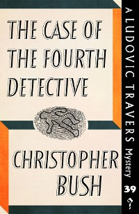 Cover The Case of the Fourth Detective