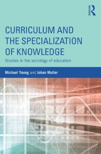 Cover Curriculum and the Specialization of Knowledge
