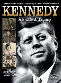 Cover Kennedy: His Life and Legacy