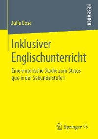 Cover Inklusiver Englischunterricht