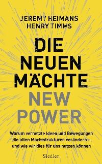 Cover Die neuen Mächte – New Power