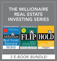 Cover Millionaire Real Estate Investing Series (EBOOK BUNDLE)
