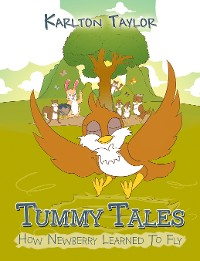 Cover Tummy Tales