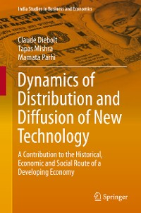 Cover Dynamics of Distribution and Diffusion of New Technology