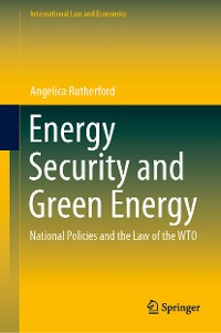 Cover Energy Security and Green Energy
