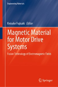 Cover Magnetic Material for Motor Drive Systems