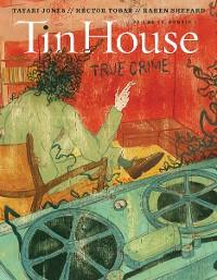 Cover Tin House: True Crime (Tin House Magazine)