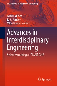 Cover Advances in Interdisciplinary Engineering