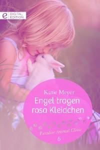 Cover Engel tragen rosa Kleidchen