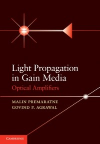 Cover Light Propagation in Gain Media