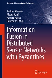 Cover Information Fusion in Distributed Sensor Networks with Byzantines