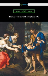 Cover The Early History of Rome (Books I-V)