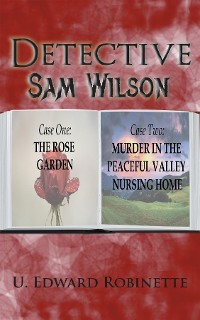 Cover Detective Sam Wilson