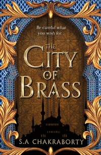 Cover City of Brass (The Daevabad Trilogy, Book 1)
