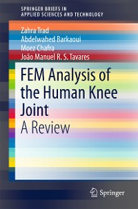 Cover FEM Analysis of the Human Knee Joint