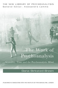 Cover Work of Psychoanalysis