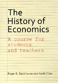 Cover The History of Economics