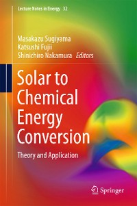 Cover Solar to Chemical Energy Conversion